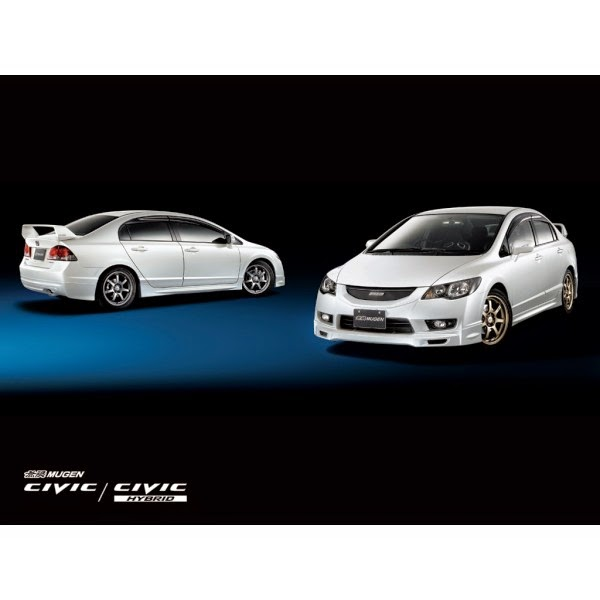 Body Kit Honda Civic FD 2009-2012 Mugen