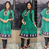 Chandini Green Salwar