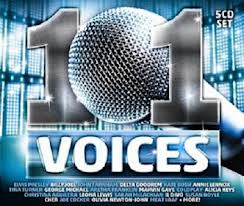CD 101 Voices (2012)
