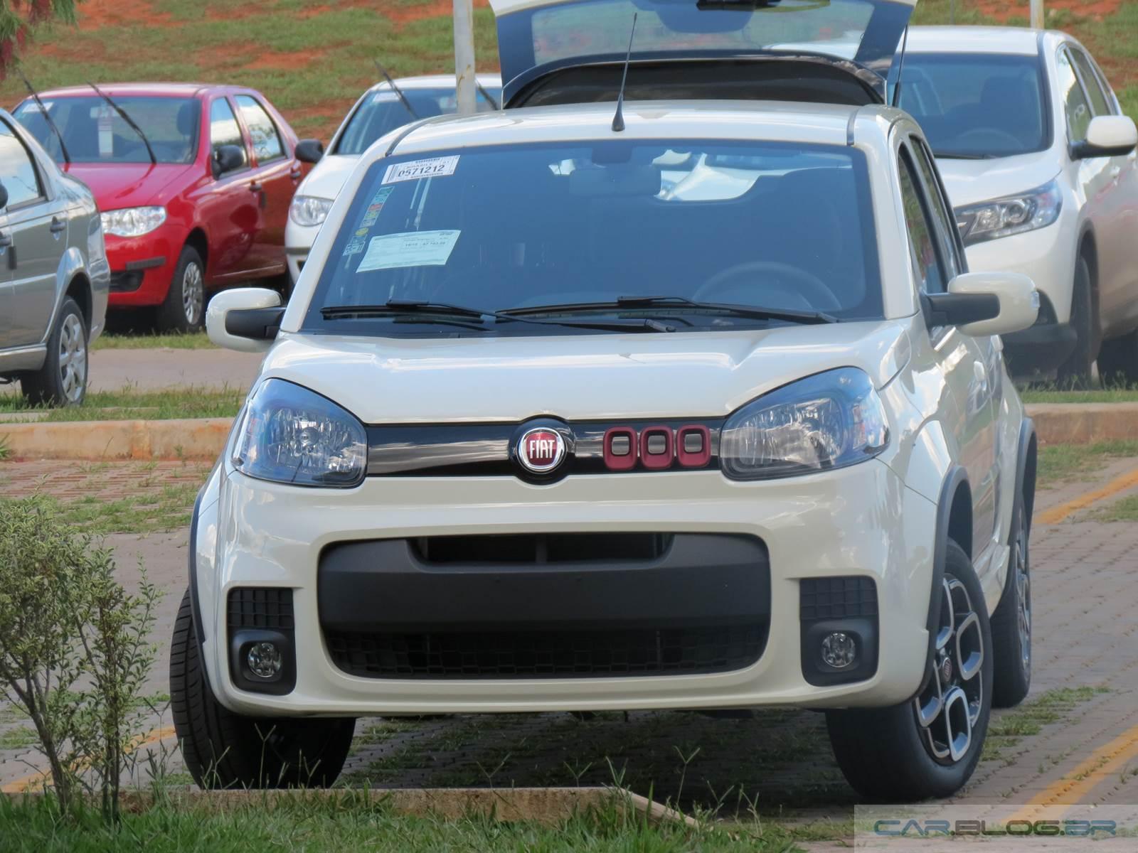 Fiat Uno Sporting Dualogic 2015 Automático