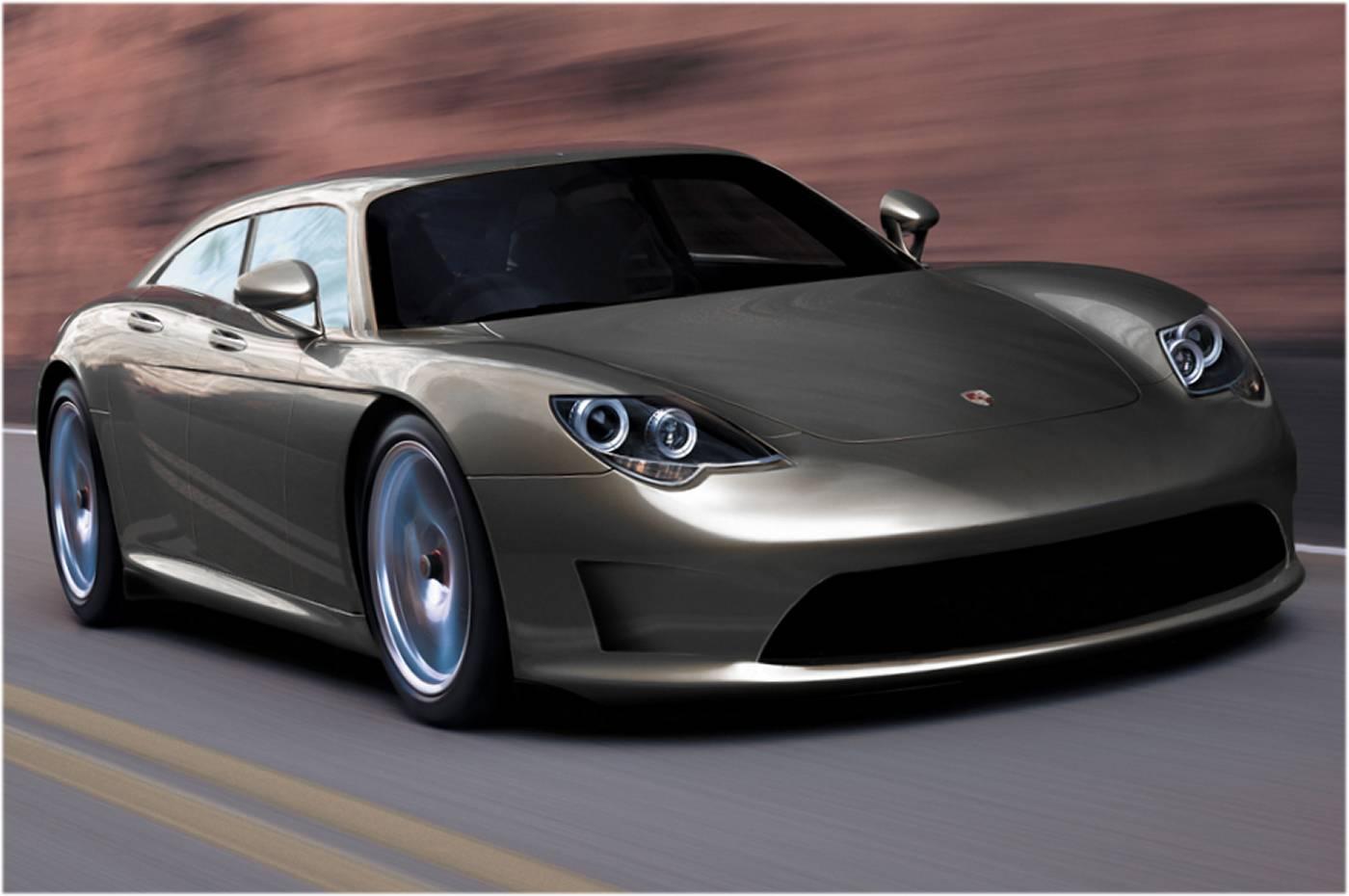 Car Shows And Auto News Online Porsche Reveals New