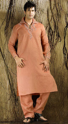 Latest Pakistani Gents Kurta Designs