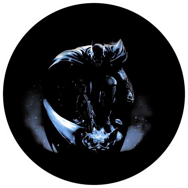 Sarung Ban Serep Mobil Gambar Batman
