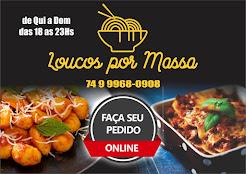 Várzea da Roça - Delivery Loucos por Massa