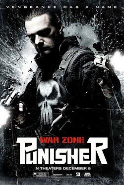 Kẻ Trừng Phạt: Vùng Chiến Sự - Punisher: War Zone (2008) Poster