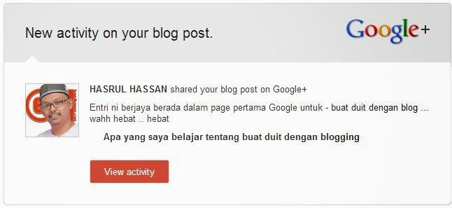 PENGALAMAN, berblogging bukan kerana wang, PENGALAMAN BLOGGING, KISAH GURU, Pembelajaran Jarak Jauh, Kem Rakan Al-Quran, hiwar, Sunnah Berkuda, belajar tentang buat duit dengan blogging