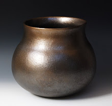 Micaceous Pottery with a Raku Twist