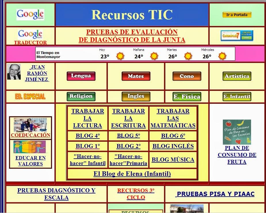 TIC -TODAS LAS ÁREAS