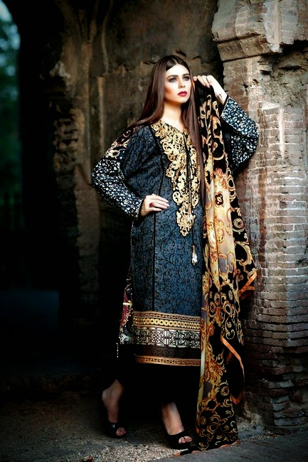 Threads and Motifs Eid Dress Collection