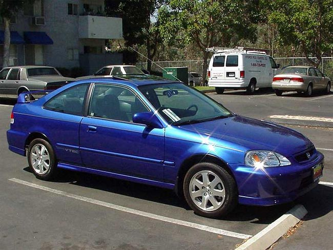 Bestcars Honda Civic 2000