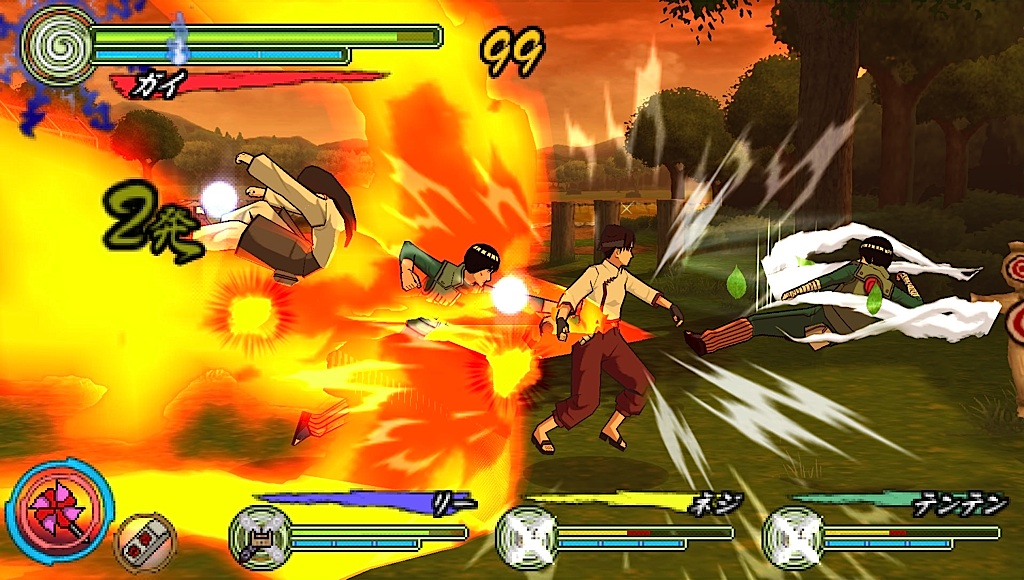 Naruto shippuuden ultimate ninja heroes 3 скачать торрент на русском