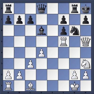 Les Blancs jouent et matent en 4 coups - Niveau Facile