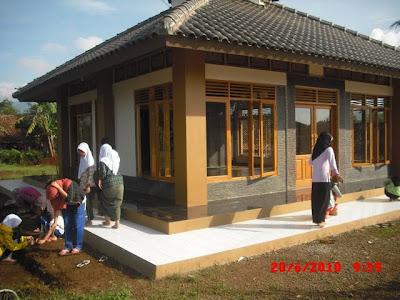 Pembangunan Mushola Qolbun Salim YABNI