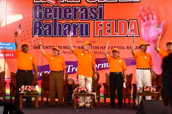 Himpunan Generasi Felda Kemeriahan Himpunan Generasi