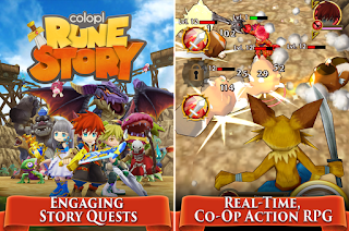 Colopl Rune Story APK Download
