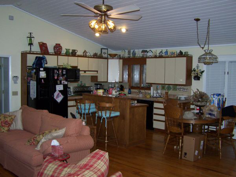 Removing a smell coming from kitchen cabinets. « Odor absorbers