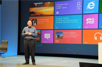 2 Windows Reimagined: The Slate with Microsoft Windows 8
