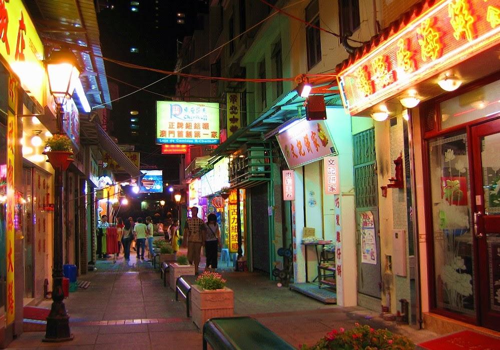 Wisata Kuliner di Rua Do Cunha Macau