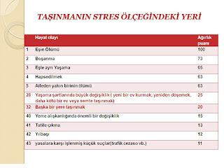 Kaynak: Stres ve Başaçıkma Yolları, Acar Baltaş, Zuhal Baltaş, Remzi Kitapevi, 15. Basım, 1996