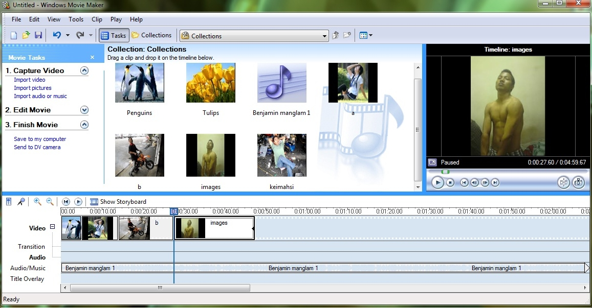 Windows movie maker downlaods