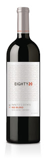 Eighty 20 Red Blend, Pareto's Estate