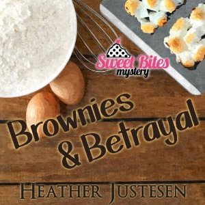 Get the Sweet Bites Bakery books on Audio!