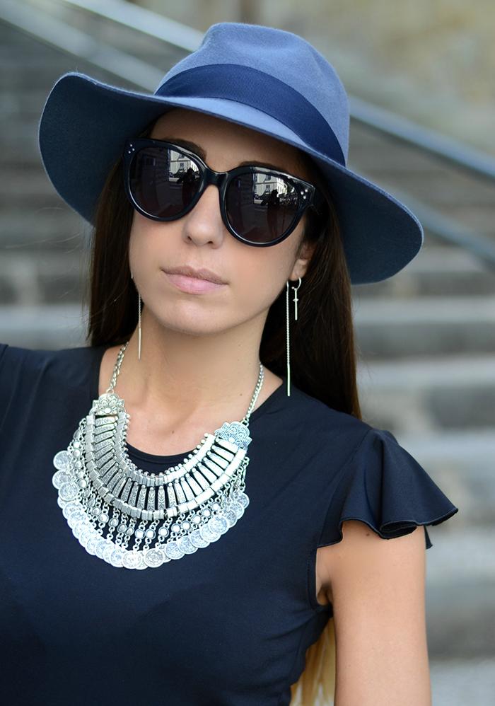 cappello accessorize occhiali celine