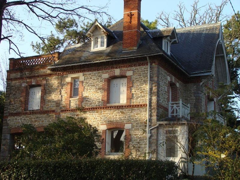 Blog de phaco fantaisie et charme r tro des villas de la for Achat maison sausset les pins
