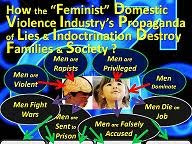 The Domestic Violence Industry Propaganda of Lies