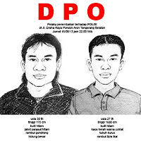 DPO penembakan polisi polsek pondok aren