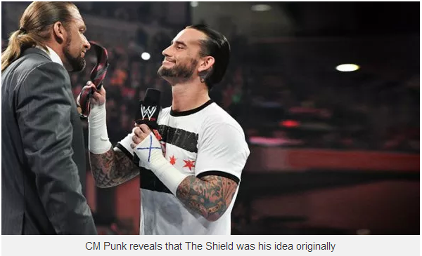 CM Punk Finally Discusses His WWE Exit, His Great Idea About Shield, Ryback & More