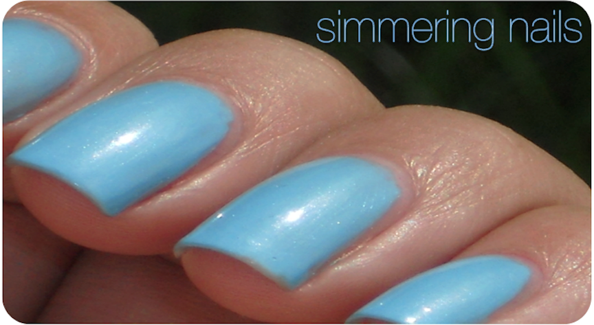 Simmering Nails