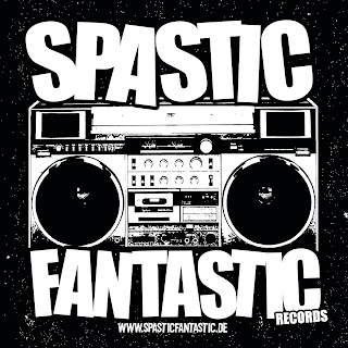Spastic Fantastic Records Logo