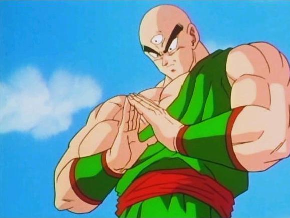 Dragon Ball Z Cartoon Characters Names : Dragon ball characters tien shinhan dragonball dbz gt