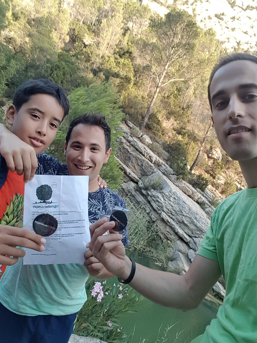 170717- #GEOCACHING: ENCONTRADO EL #TESORO