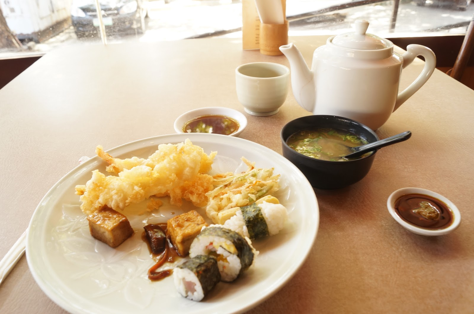 My life in cebu solving my japanese food craving by for Aja asian cuisine