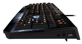 Razer Blackwidow Ultimate Mechanical Gaming Keyboard - Battlefield 3 Edition
