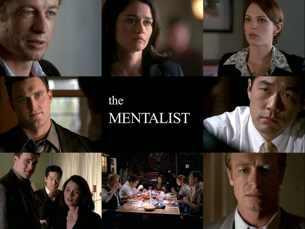 The Mentalist Poster Gallery