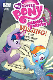 MLP Friends Forever #25 Comic