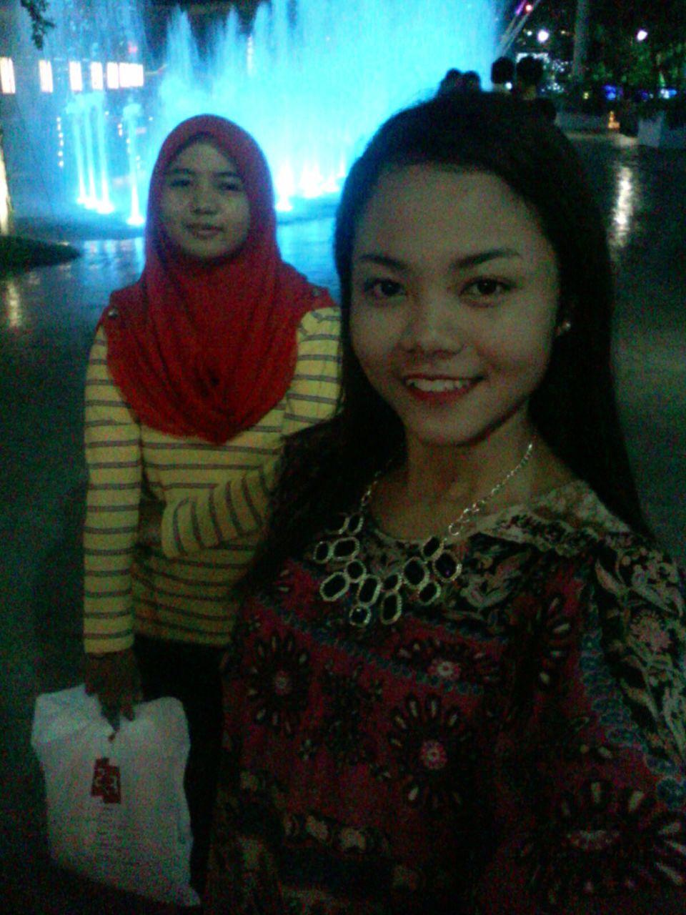 With Hajar