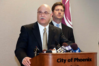 SHSU Alumnus Daniel V. Garcia will take over as Chief of the Phoenix Police Department in May.