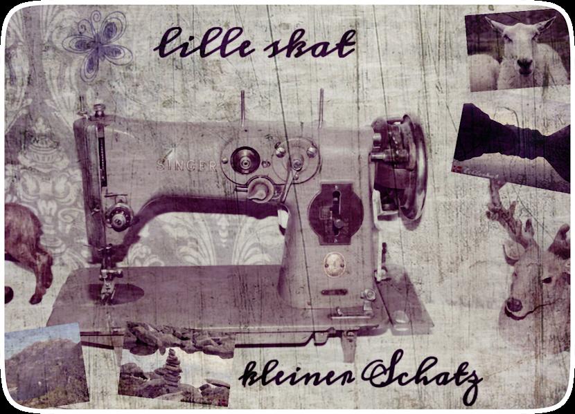 lilleskat - kleiner Schatz