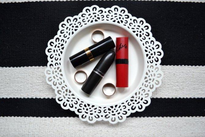 Lipstick Week | 3 Autumn Brights