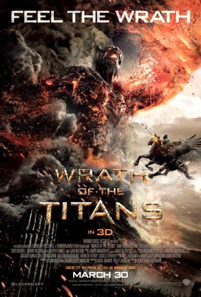 S? N?i Gi?n C?a C�c V? Th?n (Thuy?t Minh) - Wrath Of The Titans