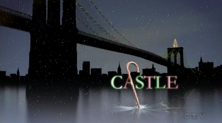 """Castle - Bad Santa - Review:""""And Happy New Year?"""""""