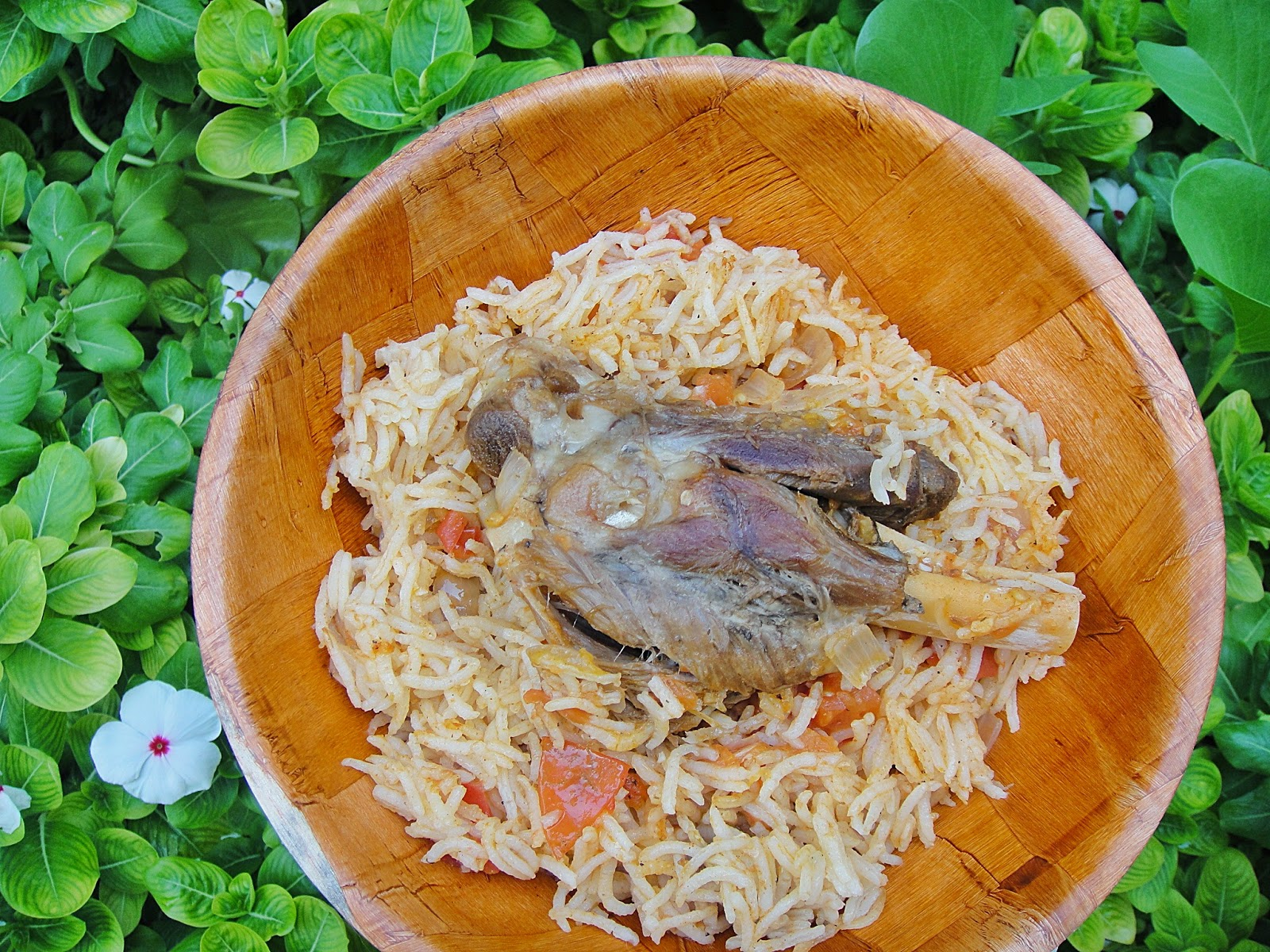 678. Djibouti Rice Skoudehkaris – Maryam's Culinary Wonders