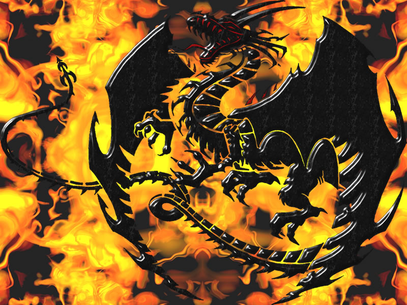 Desktop Wallpaper Dragon. Dragon Wallpapers For Desktop
