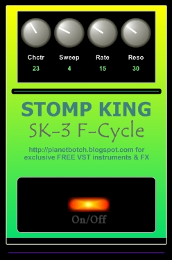 Stomp King F-Cycle free VST effect