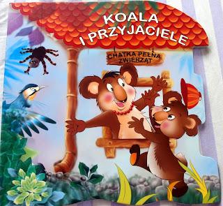 Koala i przyjaciele.