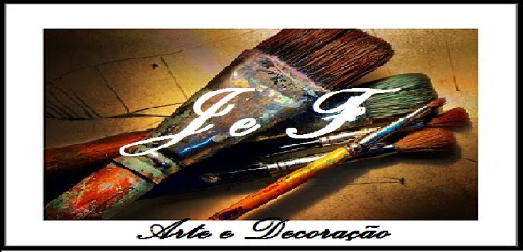 J e F  Arte e Decoraçao